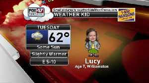 Weather Kid - Lucy - 5/21/19 [Video]