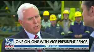Mike Pence calls for Ilhan Omar's removal from committee [Video]