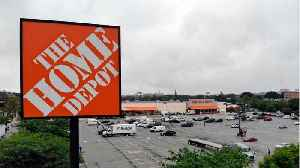 Home depot had its slowest quarterly growth [Video]