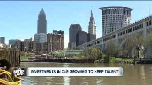 Investments in Cleveland grow to retain talent, graduates [Video]