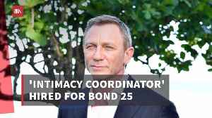 Bond 25 Needs A Romance Coordinator For Intimate Scenes [Video]