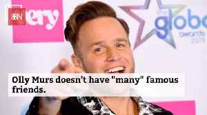 Olly Murs And His Different Friends [Video]