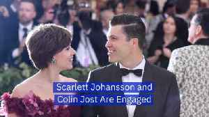 Scarlett Johansson Has Found Her Match [Video]