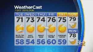 New York Weather: 5/20 Evening Forecast [Video]