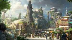 Disneyland President Teases 'Star Wars: Galaxy's Edge' [Video]