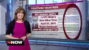 Geeking Out: Severe weather risks today in Oklahoma [Video]