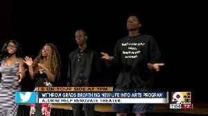 Withrow grads breathing new life into arts program [Video]