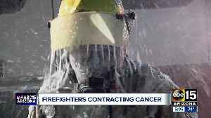 Third Phoenix firefighter dies of cancer contracted while on the job [Video]