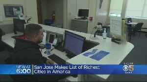New Report Shows Nation's Highest-Paid Workers In The Bay Area [Video]
