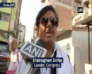 Shatrughan Sinha calls exit polls 'time pass', says there's no credibility [Video]