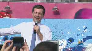 Presidential Candidate Pete Buttigieg Speaks To South Floridians At Wynwood Walls [Video]