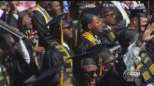 'The Biggest Blessing': Morehouse Grads Thankful To Begin Careers Debt-Free [Video]