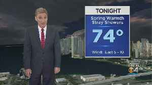CBSMiami.com Weather @ Your Desk 5-20-19 11PM [Video]