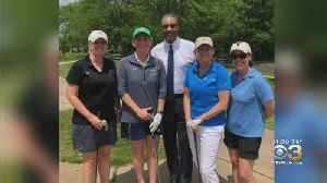 25th Annual Ukee Washington Golf Outing Held In Lansdale [Video]