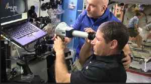 Why Astronauts Return from Space with Deformed Eyeballs [Video]