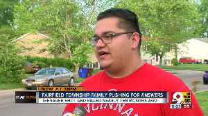 Family pledges $2,000 reward for info in 16-year-old's death [Video]