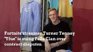 'Tfue' Lawsuit Could Change E-Sports and YouTube Contracts Forever [Video]