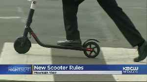 New State Law Proposal Could Create New Rules For E-Scooter, E-Bike Companies [Video]