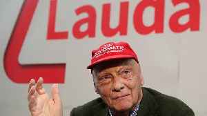Former F1 champion Lauda dead at 70 [Video]