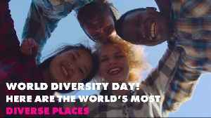 Diversity winners: The businesses, countries and cities [Video]