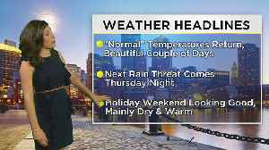 WBZ Morning Forecast For May 21 [Video]