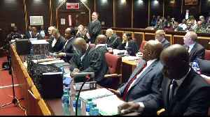 South Africa: Zuma lawyers challenge corruption charges [Video]