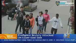 Off-Duty Firefighter Attacked By Teens [Video]