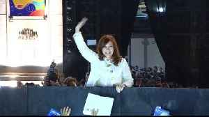 Argentina's ex-president Cristina Kirchner faces corruption charges [Video]
