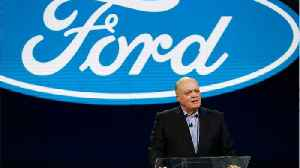 Ford Will Cut 10% Of It's Global Workforce [Video]