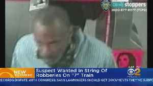 Man Accused Of Stealing Jewelry From Subway Passengers [Video]