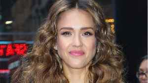 News video: Jessica Alba Altered Her Body To Not Draw Male Attention