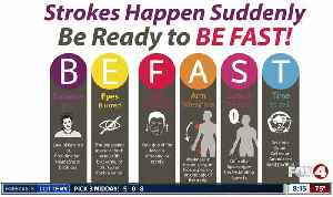 How to spot a stroke, and what to do [Video]
