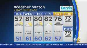 CBS 2 Weather Watch (6AM, May 21, 2019) [Video]