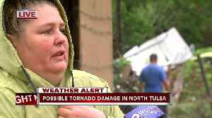 Homeowner distraught after storm damage [Video]