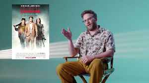 Seth Rogen Breaks Down His Most Iconic Characters [Video]
