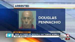 Man accused of sexually battering woman in Fort Myers Beach [Video]