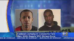 Two Men Steal More Than 100 Guns In Western Illinois [Video]