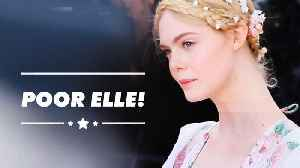 News video: Elle Fanning faints at Cannes Film Festival dinner