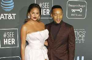 John Legend: Luna already has Chrissy Teigen's sense of humour [Video]