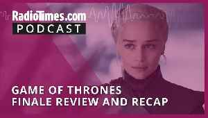 Game of Thrones Finale Review and Recap [Video]
