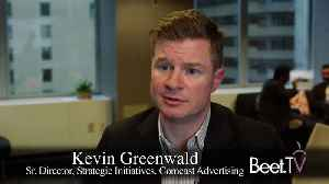 Comcast Advertising's Greenwald On The Power Of TV And Local Targeting [Video]