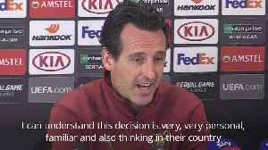 Unai Emery: I cannot push Mkhitaryan to come with us to Baku [Video]