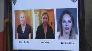 Web Extra: Housing Officials Arrested In Bribery Scheme [Video]