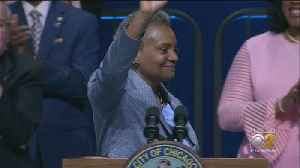 Lori Lightfoot Begins First Full Day As Mayor Of Chicago [Video]