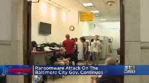 Ransomware Attack Continues To Create Issues For Baltimore City Offices, Residents [Video]