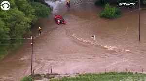 WEB EXTRA: Oklahoma Flooding [Video]