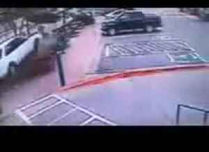Driver crashes into Dairy Queen picnic area in Loveland [Video]