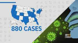 Healthwatch: 880 Measles Cases Confirmed Across U.S. [Video]
