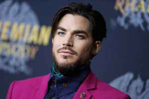 Adam Lambert lucky to have 'open' family [Video]