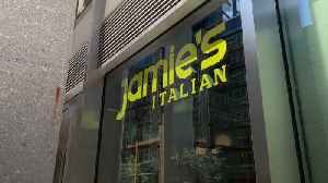 Jamie's Italian: All but three restaurants close as administrators called in [Video]
